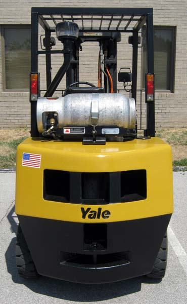 Big Foot Yale 6,000 Pound Penumatic (NEW TIRES)-1735