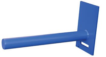 "36 Inch Long, 4-1/2"" Dia., 3000lb. - Carriage Mounted (Class II) Coil Ram Roll Lifter-0"