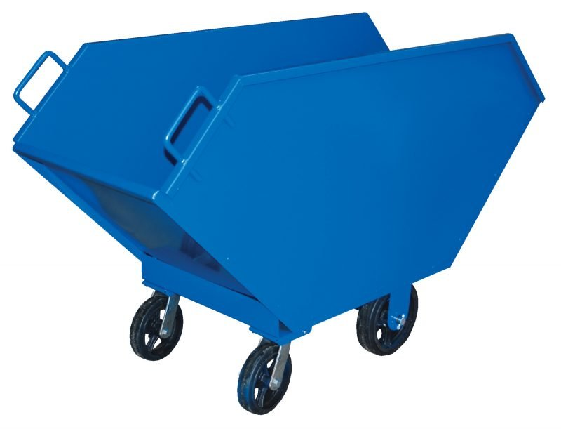 2/3 Cubic Yard - Chip & Waste Truck (Hopper)-0
