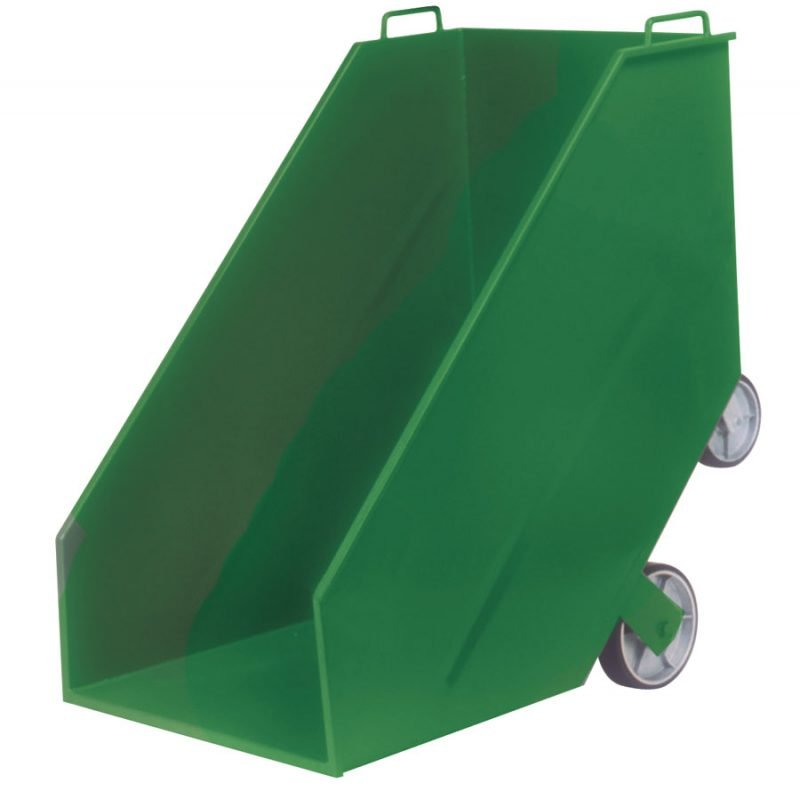 2/3 Cubic Yard - Chip & Waste Truck (Hopper)-2850