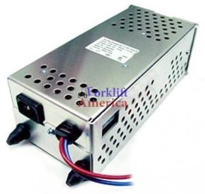 24v Mitsubishi Jungheinrich Integral Battery Charger