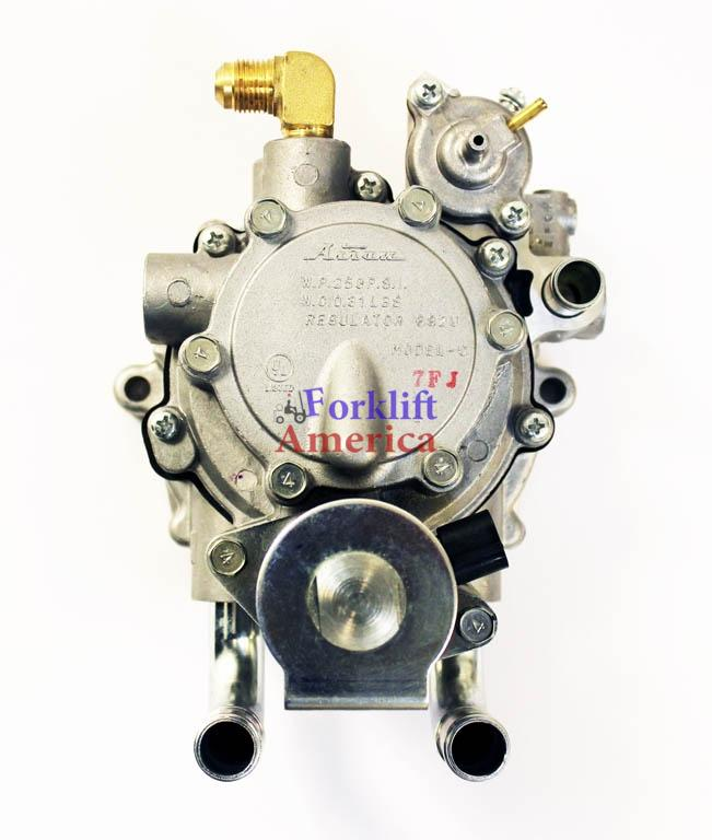 23530-U1102-71 Aisan Fuel Regulator Converter Vaporizer