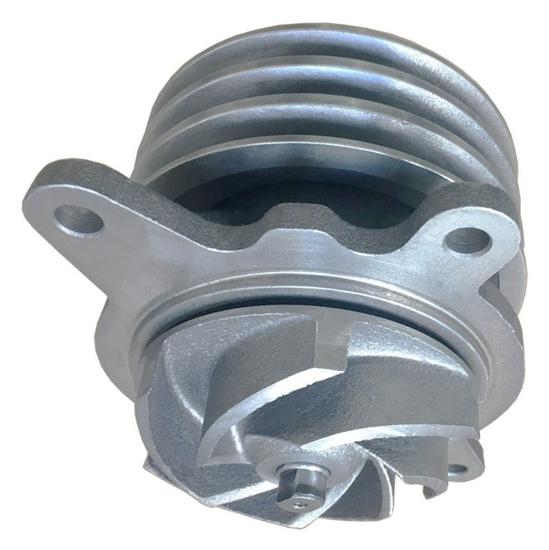9N1249 Forklift Water Pump with Pulley