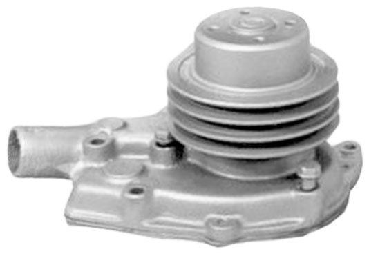 874617R Forklift Water Pump with Pulley
