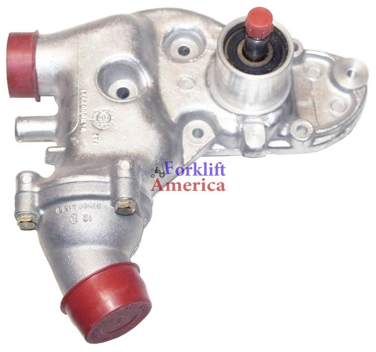 IE-100014 Forklift Water Pump for Peugeot XD3P