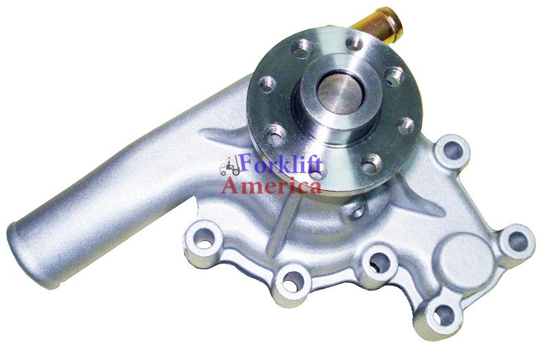 92510209 Forklift Water Pump for Isuzu 4JG2