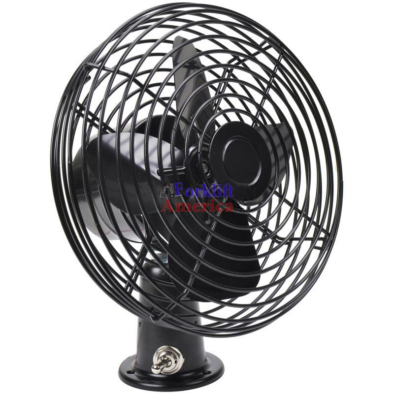 48v Single-Speed Auxiliary Fan for Forklifts