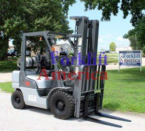 used-nissan-5000-pneumatic-forklift-mp1f2a25lv-st louis-missouri